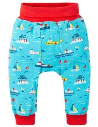 Frugi Sail the Seas Parsnip Pants
