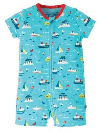 Frugi Sail the Seas Reed Romper