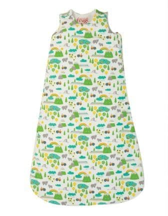 Frugi Snuggler Sleeping Bag Land of the Rising Sun
