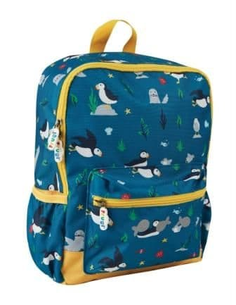 Frugi The National Trust Puffin Adventurers Backpack