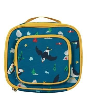 Frugi The National Trust Puffin Pack a Snack Lunch Bag