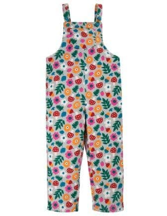 Frugi Tin Roof Lost Words Neptune Dungarees