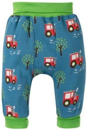 Frugi Tractor Fields Parsnip Pants