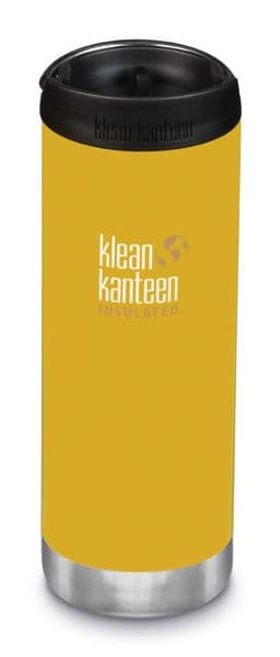 Klean Kanteen TKWide Insulated with Cafe Cap 473ml