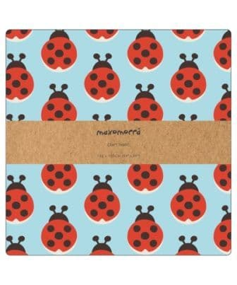 Maxomorra Craft Pack Lazy Ladybug