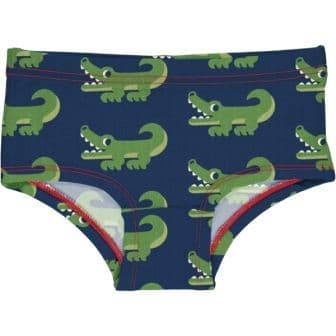 Maxomorra Crocodile Hipster Briefs