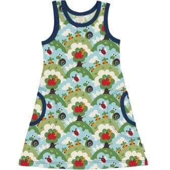 Maxomorra Garden Sleeveless Dress