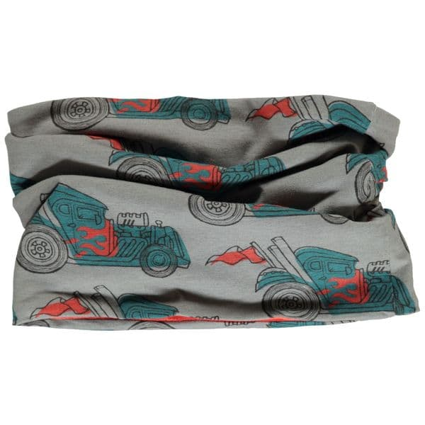 Maxomorra Hot Rod Velour Tube Scarf
