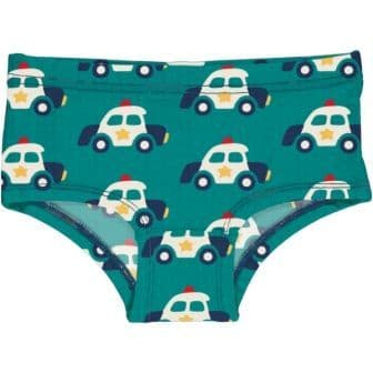 Maxomorra Police Car Hipster Briefs