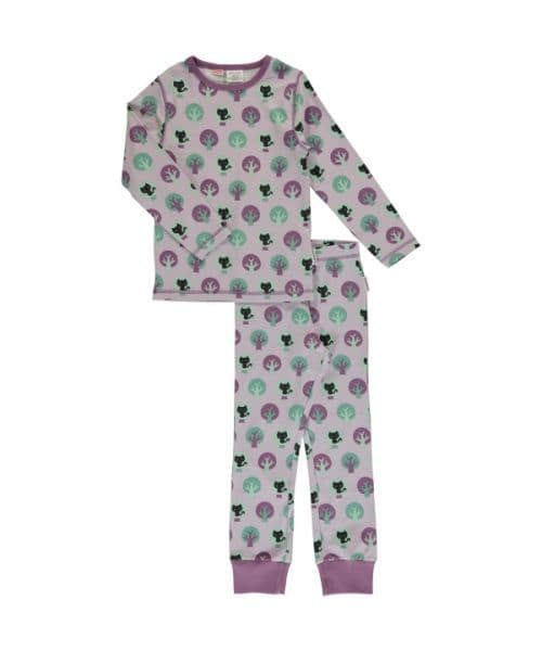 Maxomorra Pyjama Long Sleeve PJ's Park