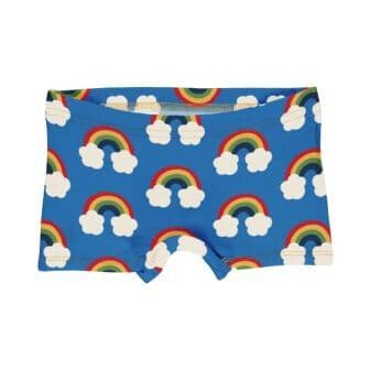 Maxomorra Rainbow Boxer Briefs