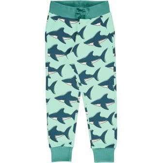 Maxomorra Sharks Sweatpants