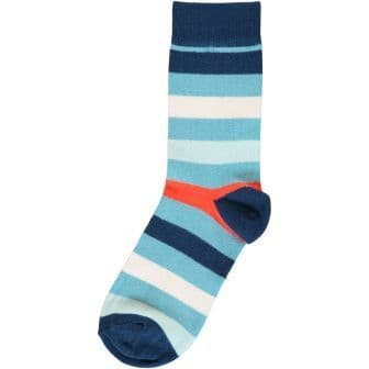 Maxomorra Sky Stripe Socks 2 pack