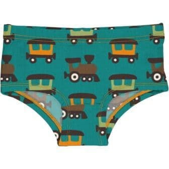 Maxomorra Train Hipster Briefs