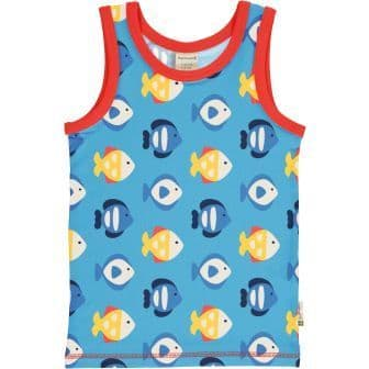 Maxomorra Tropical Aquarium Tank Top