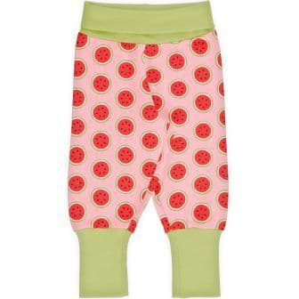 Maxomorra Watermelon Rib Pants