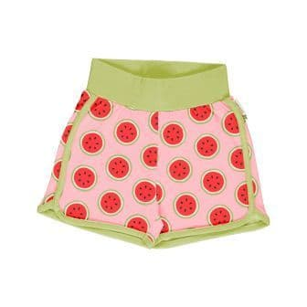 Maxomorra Watermelon Runner Shorts