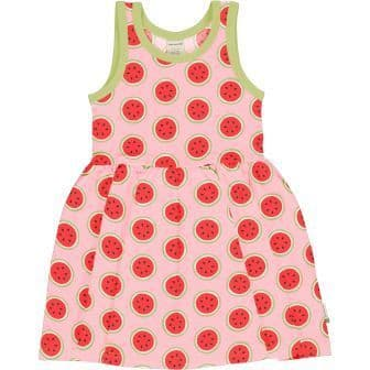 Maxomorra Watermelon Spin Dress
