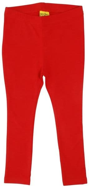 More Than a Fling MTAF Leggings Red