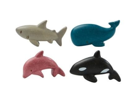 Plan Toys Sea Life Set