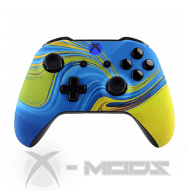 XBOX ONE RAPID FIRE CONTROLLER  - Fantasy Trip - Carnage Mod