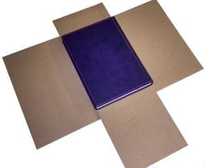 Book Mailer- Size  0 - Pack of 50 - 210x150x50mm - CD's, DVD's & Small Books