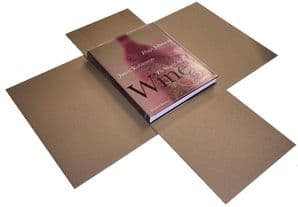 Book Mailer - Size 3 / A3 - 3mm Thick - 10 Pack- 420x300x100mm- Extra Large Books & Prints