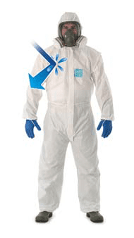 MICROGARD 2000 COMFORT Coverall - Large