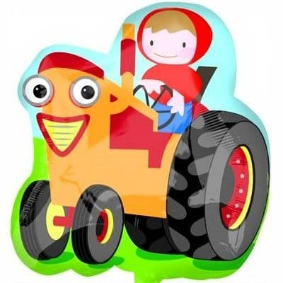 28 inch  Tractor  Super Shape