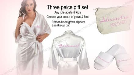 Three peice gift set