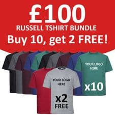 Russell Tshirt Package