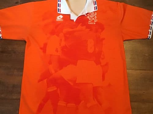 Classic Football Shirts | 1996 Holland Vintage Retro Old Soccer Jerseys