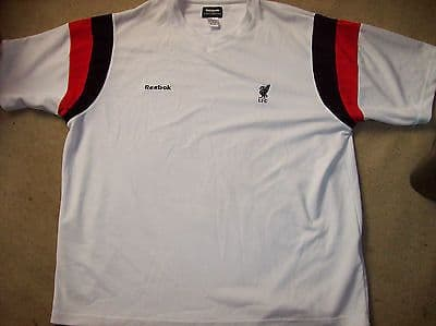 Liverpool Training Football Shirt Top Jersey Adults XXL 2XL