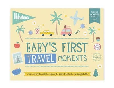 Baby's First Special Moment - Travel - Cards by Milestone