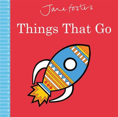 Jane Foster - Things That Go