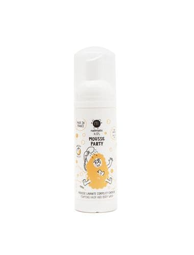 Nailmatic KIDs Hair and Body Mousse - Apricot
