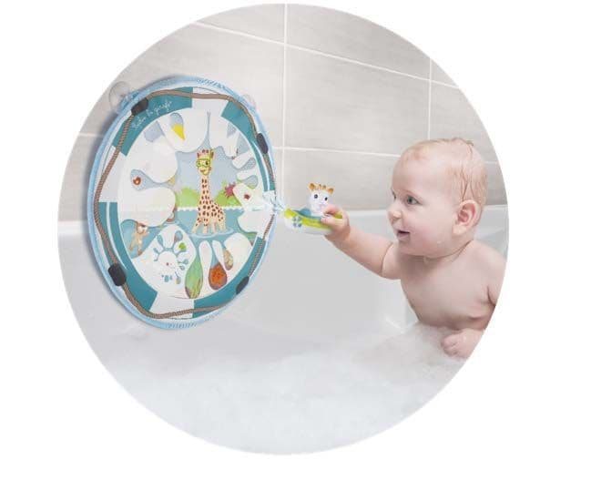 Sophie la girafe Bath Magic Splash Board