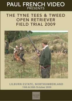 2009 Tyne Tees & Tweed 2 Day Open Retriever Field Trial