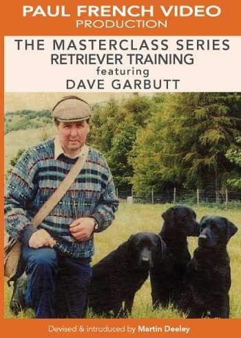 Retriever Training with Dave Garbutt