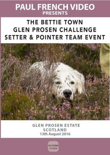 The Bettie Town Glen Prosen Challenge - Team Event for Setters & Pointers
