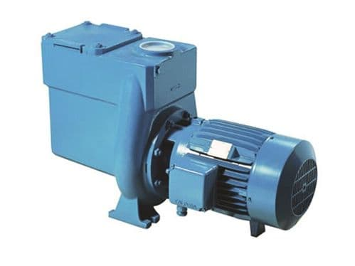 10HP (7.5kW) - 3 suction and delivery