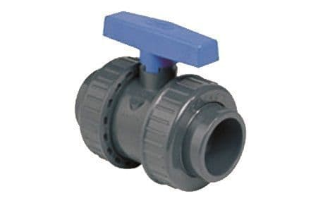 32mm - Plain sockets with EPDM seals
