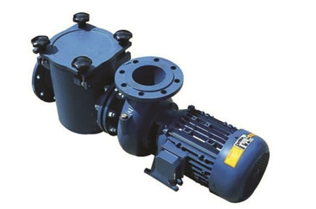 3HP (2.2kW) III - 230/400V 3000rpm, BP Commercial