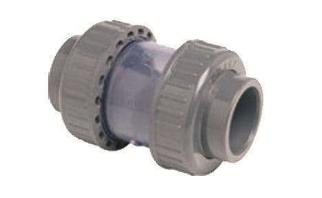40mm - Plain Sockets with EPDM seals