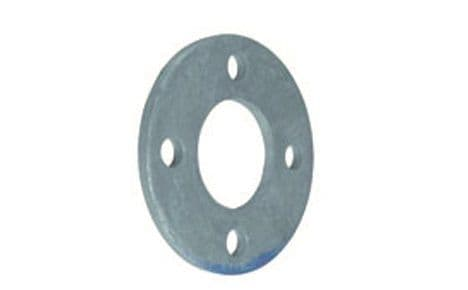 "5"" - 140mm (ID 165mm) Steel Backing Ring"