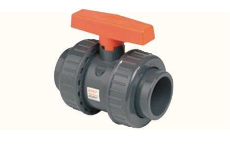 BSP Female Threaded sockets with EPDM seals