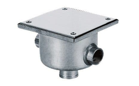 Connection Box in Stainless Steel, AISI-316