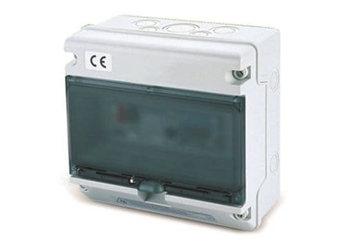 Control Box For pumps of 2.5 HP