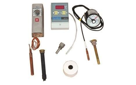 Digital Thermostat for SS Heat Exchanger