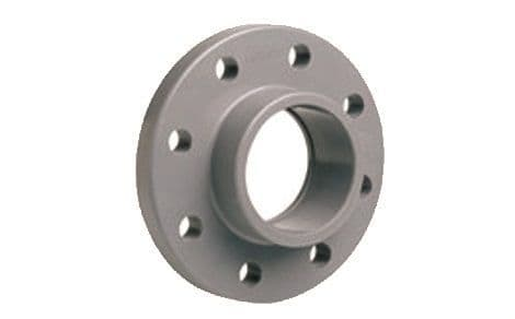 Full Face Flange - Drilled to BS 19 Table D&E Plain